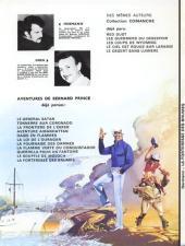 Verso de Bernard Prince -11- La forteresse des brumes