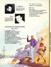 Verso de Bernard Prince -12- Objectif Cormoran