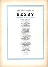 Verso de Bessy -51- Panique à Watona