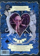 Verso de Le bestiaire amoureux -1- Fernand le Vampire