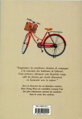 Verso de La bicyclette rouge -1- Yahwari