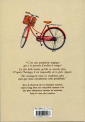 Verso de La bicyclette rouge -3- Les mères
