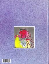 Verso de Les bidochon -7- Les Bidochon, assujettis sociaux