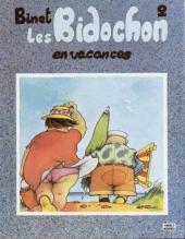 Verso de Les bidochon (France Loisirs - Album Double) -1- Roman d'amour / En vacances