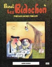 Verso de Les bidochon (France Loisirs - Album Double) -2- En habitation à loyer modéré / Maison, sucrée maison