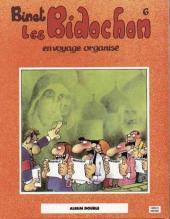 Verso de Les bidochon (France Loisirs - Album Double) -3- Ragots intimes / En voyage organisé