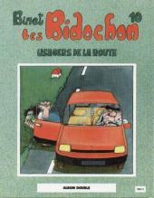Verso de Les bidochon (France Loisirs - Album Double) -5- Les fous sont lâchés / Usagers de la route