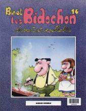 Verso de Les bidochon (France Loisirs - Album Double) -7- La vie de mariage / Des instants inoubliables