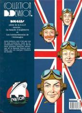 Verso de Biggles raconte -1- La bataille d'Angleterre