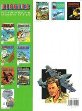 Verso de Biggles (Archives) -1- Biggles dans la jungle / Biggles en Extrême-Orient