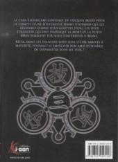Verso de Kurokami Black God -3- Tome 3