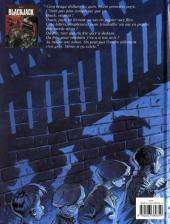 Verso de Blackjack (Cuzor) -1- Blue bell