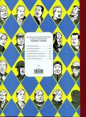Verso de Blake et Mortimer (Les Aventures de) -14ES- La Machination Voronov