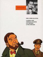 Verso de Blake et Mortimer (Publicitaire) -9Esso- Le piège diabolique