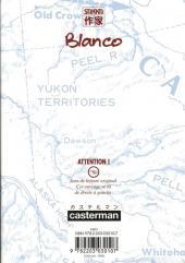 Verso de Blanco - Le Chien Blanco -4- La croisée des chemins