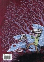 Verso de Blankets - Tome a2009