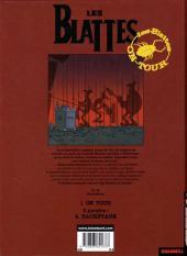 Verso de Les blattes -1- On tour