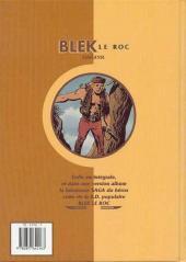 Verso de Blek le roc (L'intégrale) -3- Intégrale 3