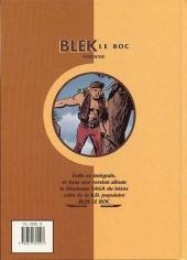 Verso de Blek le roc (L'intégrale) -5- Intégrale 5
