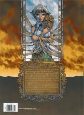 Verso de Le bleu du ciel -1- Dame Lucifer