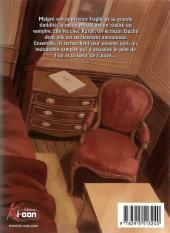 Verso de Blood alone -1- Volume 1