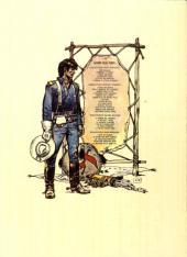 Verso de Blueberry -7'- Le cheval de fer