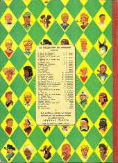 Verso de Bob et Bobette (Collection du Lombard) -6- La clef de bronze