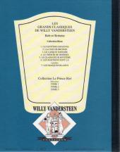 Verso de Bob et Bobette (Collection classique bleue) -6- Les martiens sont là