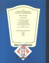 Verso de Bob et Bobette (Collection classique bleue) -5- Le gladiateur-mystère