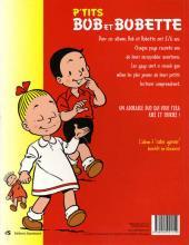 Verso de Bob et Bobette (P'tits) -2- Charmants bambins