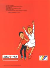 Verso de Bob et Bobette (Publicitaire) -Ag4- Les piquedunes pickpockets