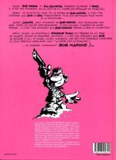 Verso de Bob Marone -1- Le dinosaure blanc -