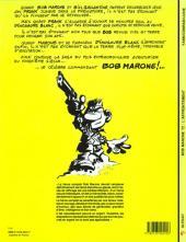 Verso de Bob Marone -2- Le dinosaure blanc  -
