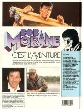 Verso de Bob Morane 3 (Lombard) -43- Le masque de jade