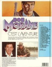 Verso de Bob Morane 3 (Lombard) -44- Trois petits singes