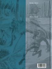 Verso de Bob Morane 3 (Lombard) -51- La vallée des brontosaures