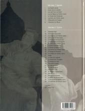 Verso de Bob Morane 3 (Lombard) -53- Le Châtiment de l'Ombre Jaune