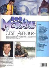 Verso de Bob Morane 3 (Lombard) -45- Le jade de Séoul