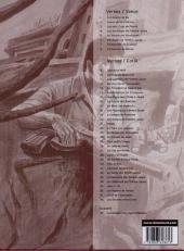 Verso de Bob Morane 3 (Lombard) -57- Les déserts d'Amazonie