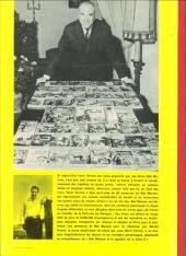 Verso de Bob Morane 1 (Marabout) -6- Le mystère de la Zone