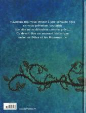 Verso de Le bois des Vierges -1- Tome 1