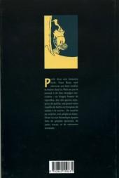 Verso de Bone (Smith, chez Delcourt, en noir et blanc) -1- La Forêt sans retour