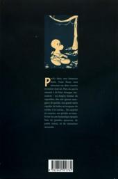 Verso de Bone (Smith, chez Delcourt, en noir et blanc) -5- Le pourfendeur de dragons