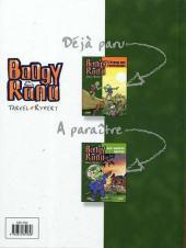 Verso de Boogy & Rana -4- La fièvre du mardi soir