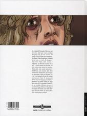 Verso de Borderline -1- Les mots de la nuit