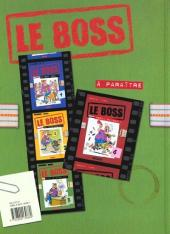 Verso de Le boss -3- WWW.LE-BOSS.COM