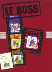Verso de Le boss -4- Merci patron !