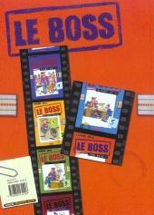 Verso de Le boss -6- Des sous !
