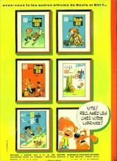 Verso de Boule et Bill -6- 60 gags de Boule et Bill n°6