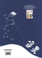 Verso de Boule et Bill -02- (Édition actuelle) -24b2008- Billets de Bill